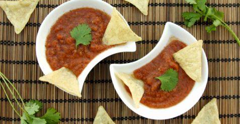 Mexická rajčatová omáčka SALSA ROJA