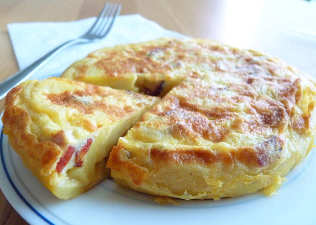 Tortilla de patatas - Ochutnejte svět