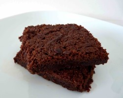 Hříšně čokoládové americké BROWNIES