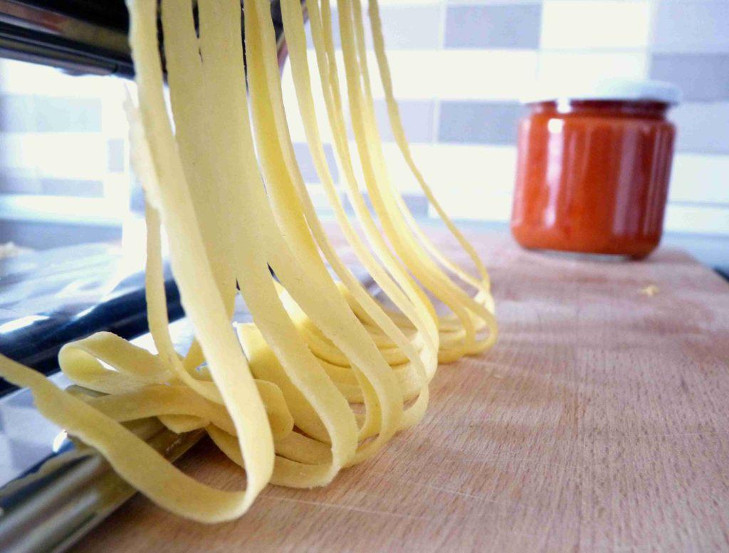Těsto na domácí těstoviny - Ochutnejte svět