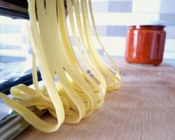 Jak připravit ITALSKÉ DOMÁCÍ TĚSTOVINY