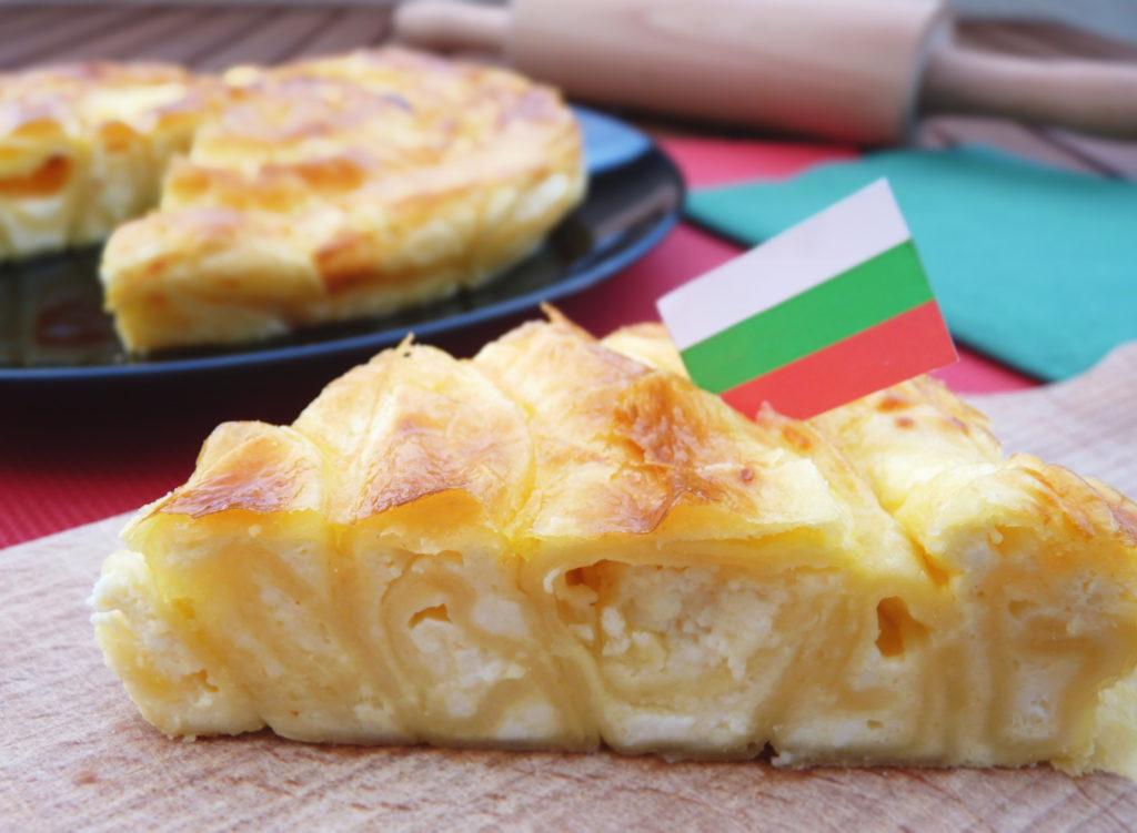 Tradiční bulharská banitsa/banica - Ochutnejte svět