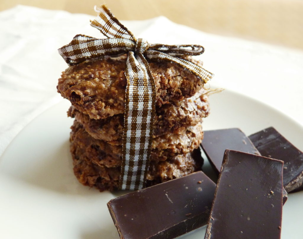 Basilejské čokoládové sušenky Basler brunsli - Ochutnejte svět