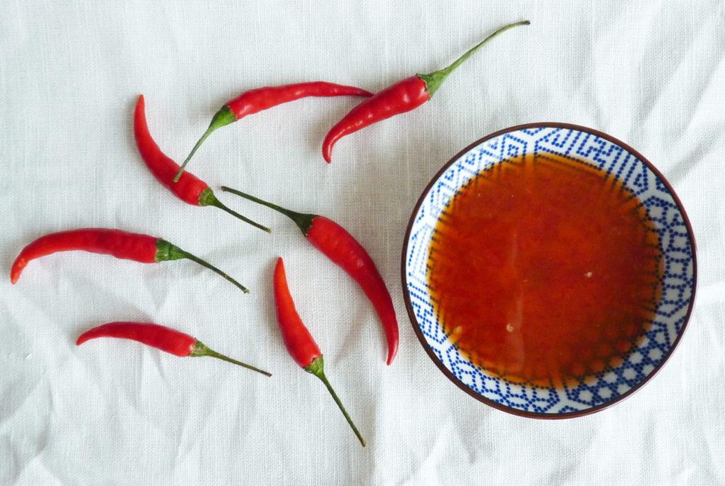 Domácí sladká chilli omáčka - Ochutnejte svět