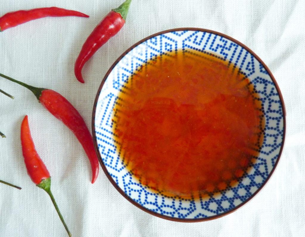 Thajská sladká chilli omáčka - Ochutnejte svět