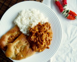 Indická kuřecí TIKKA MASALA