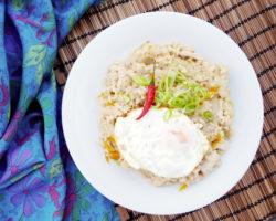 Indonéská smažená rýže NASI GORENG