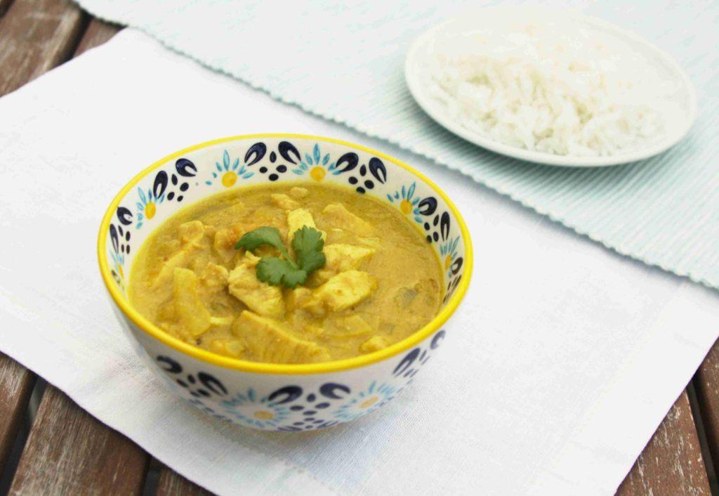 Indické kuře s mangem - Ochutnejte svět