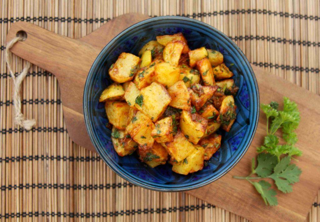 Batata harra - pikantní brambory z Libanonu - Ochutnejte svět