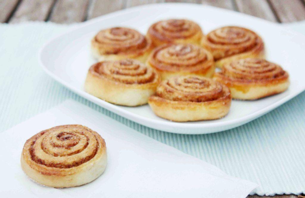 Švédští skořicoví šneci - Ochutnejte svět