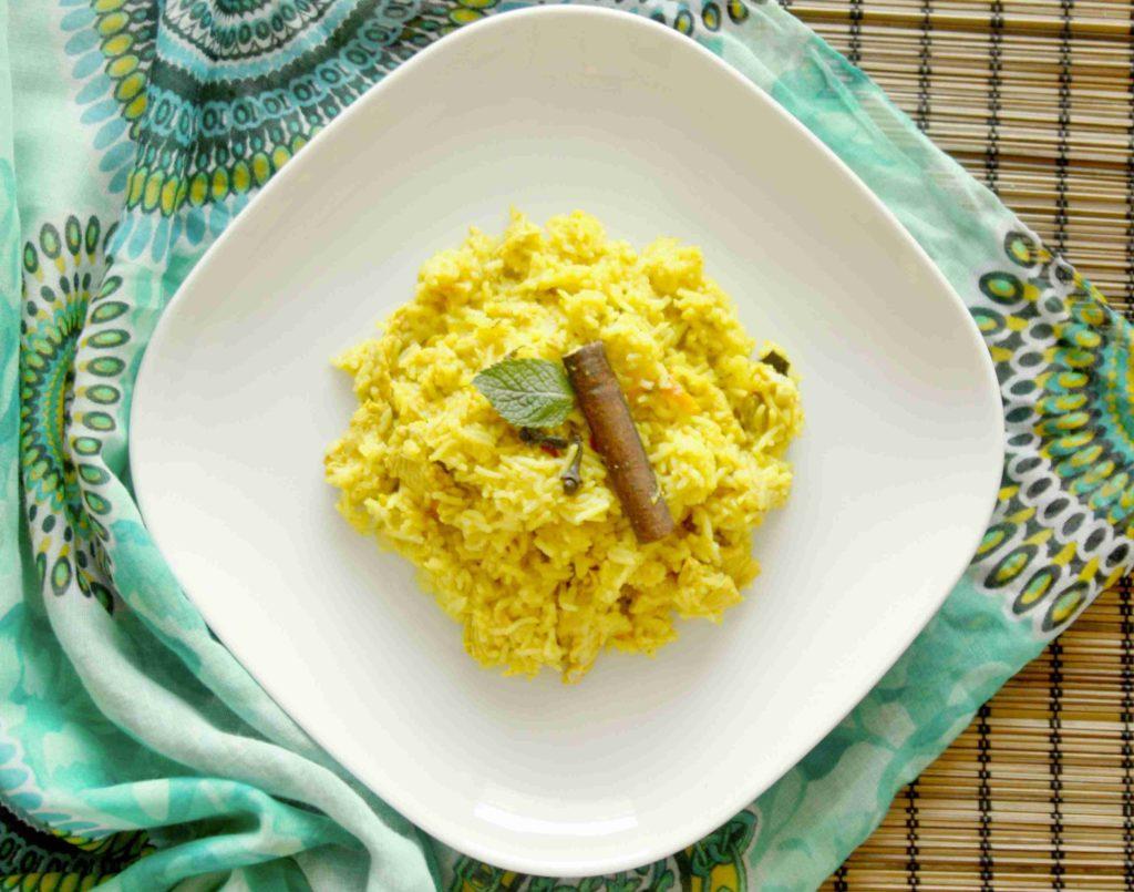Indická rýže s kuřecím masem biryani - Ochutnejte svět