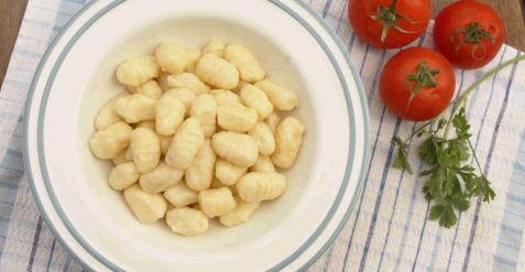 Italské GNOCCHI: jak připravit domácí bramborové noky