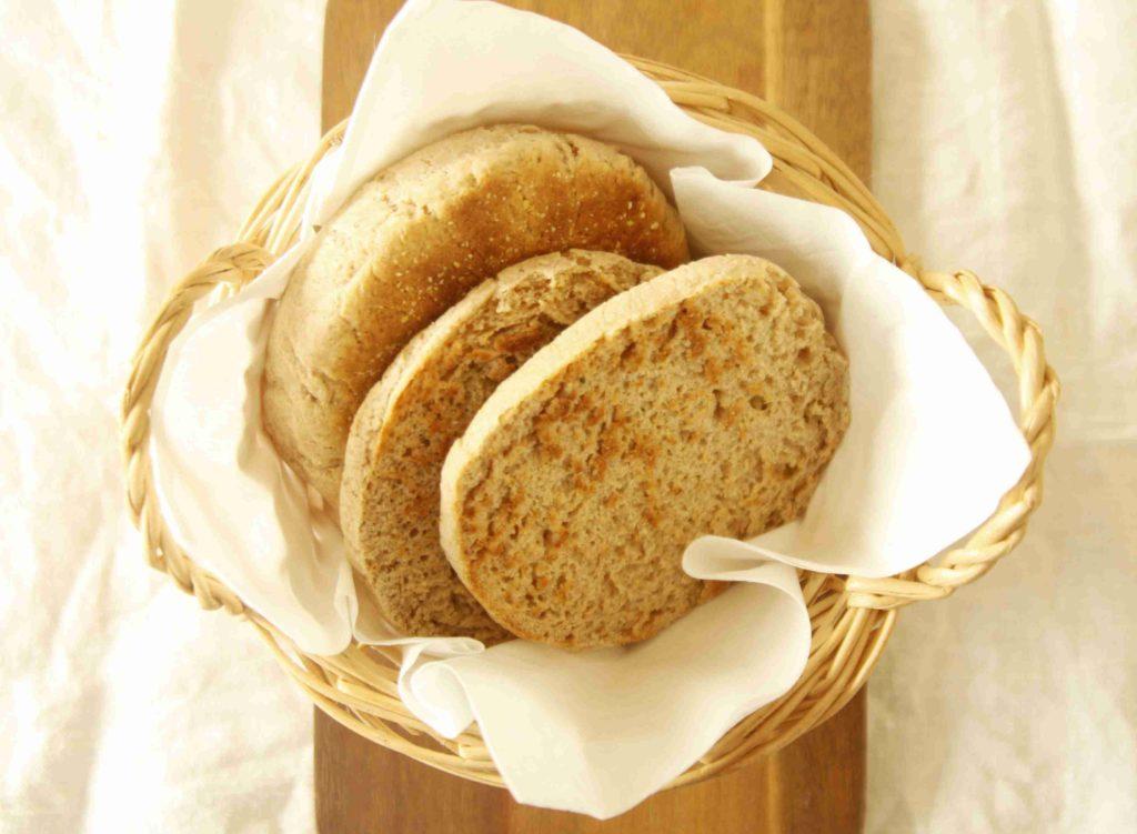 Anglické muffiny (english muffins) - Ochutnejte svět - blog mezinárodní kuchyně