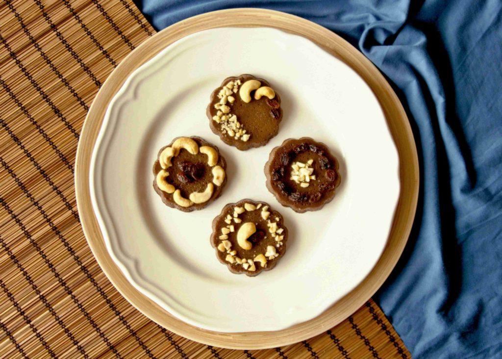 Watalappan - kokosový pudink s kešu a rozinkami - Ochutnejte svět