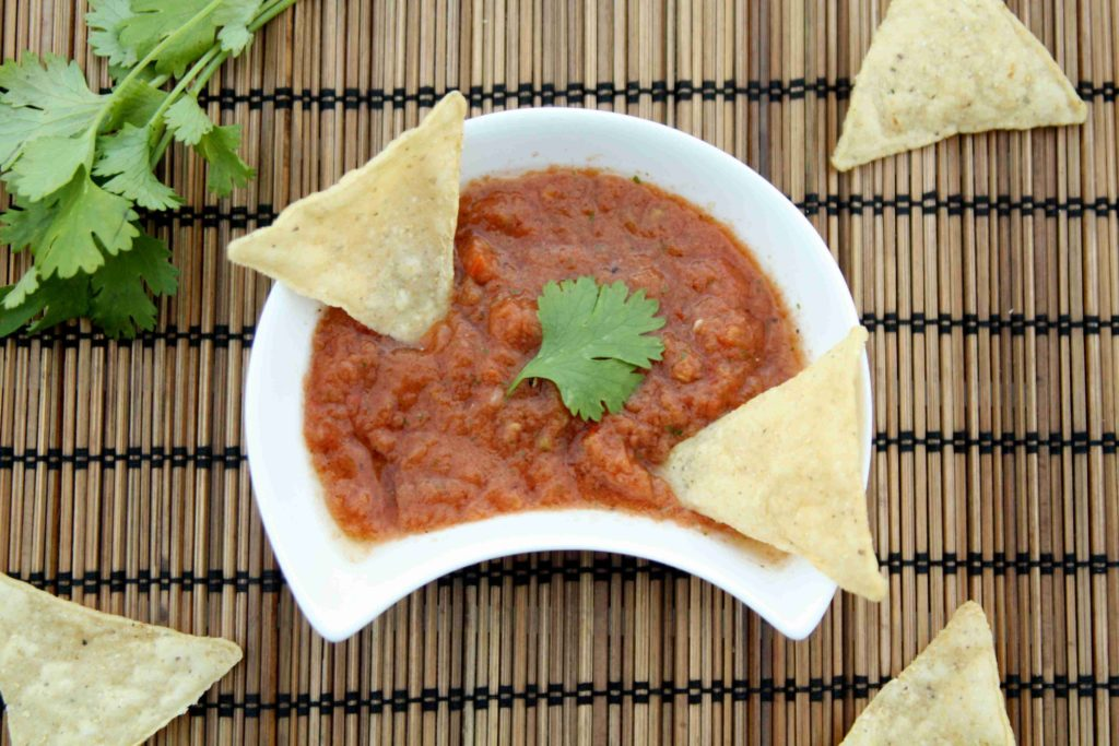 Salsa roja: mexická omáčka - Ochutnejte svět