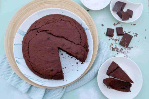 Americké čokoládové BROWNIES