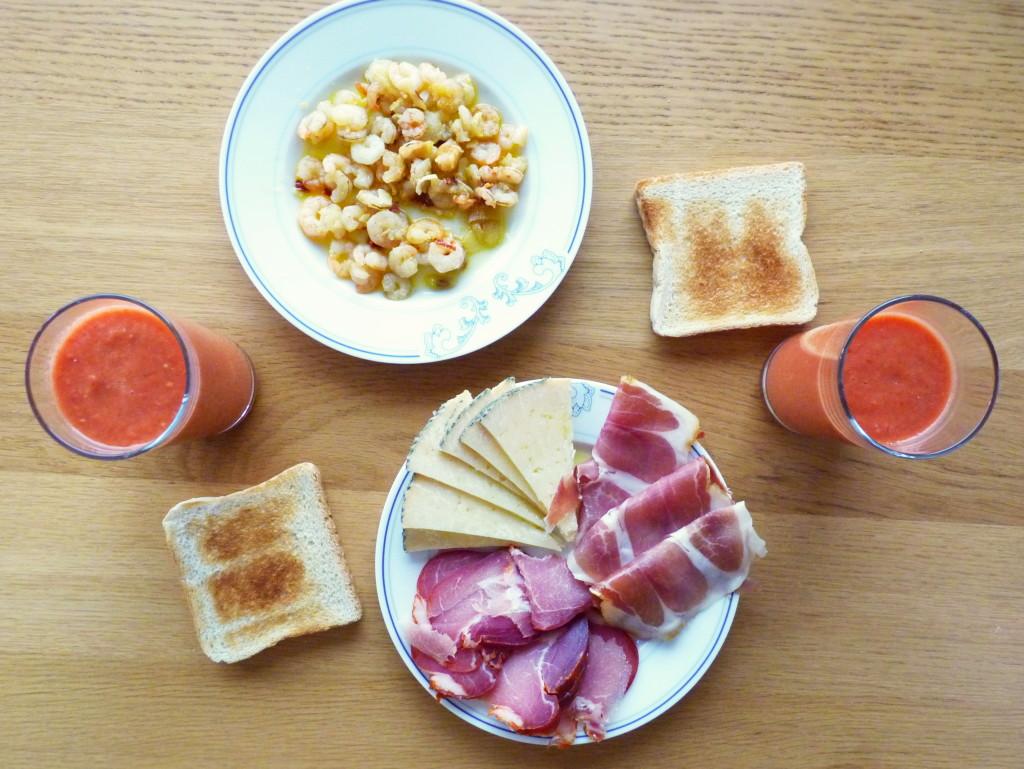 Španělská večeře