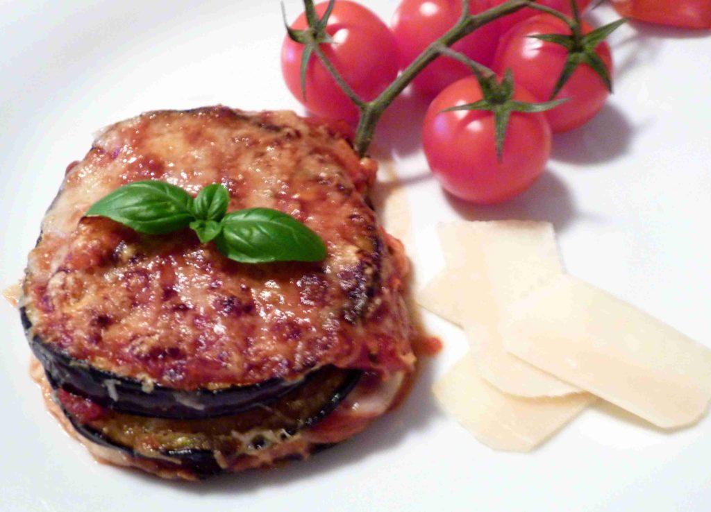 Parmiggiana - Ochutnejte svět