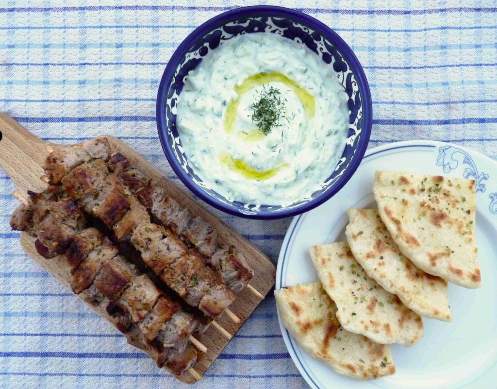 Pravé řecké tzatziki - Ochutnejte svět