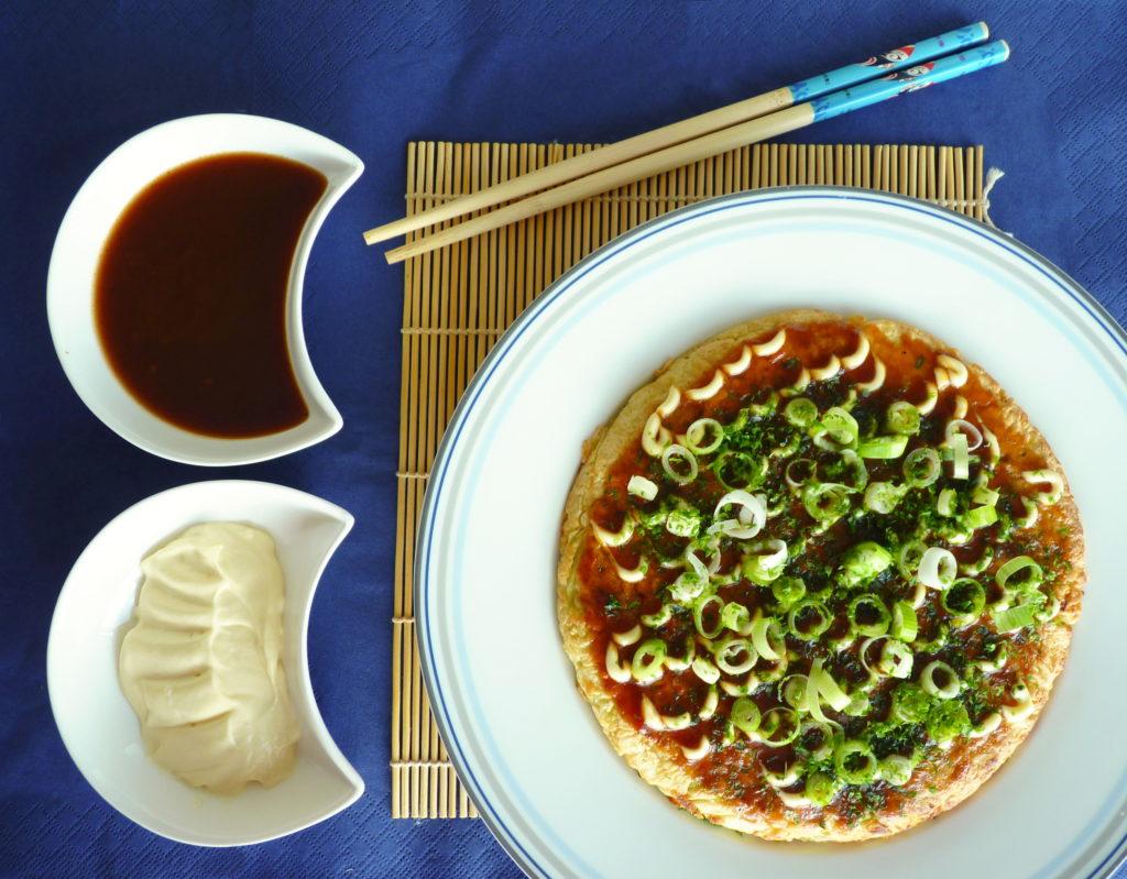 Japonské Okonomiyaki - Ochutnejte svět