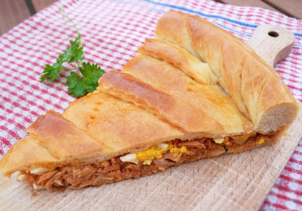 Španělská empanada - Ochutnejte svět