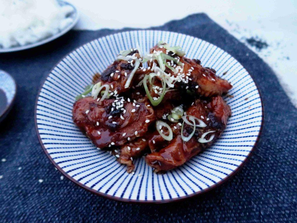 Korejské smažené kuře - Ochutnejte svět