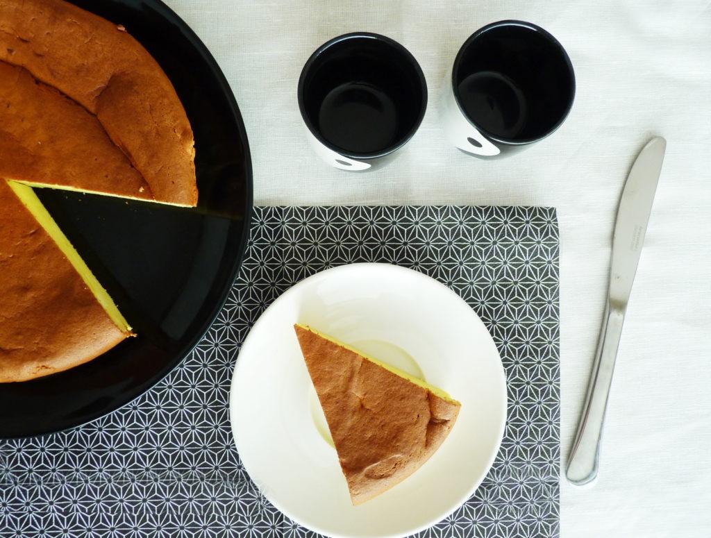 Japonský cotton souflée cheesecake - Ochutnejte svět