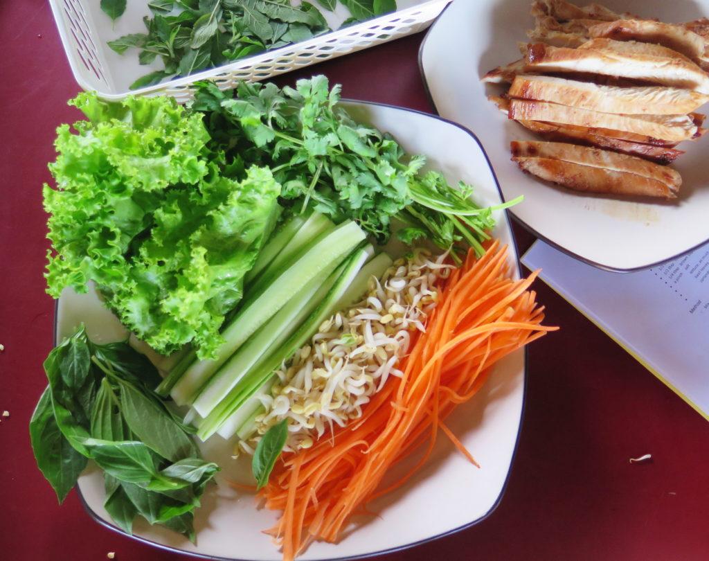 Thajské letní závitky - Ochutnejte svět