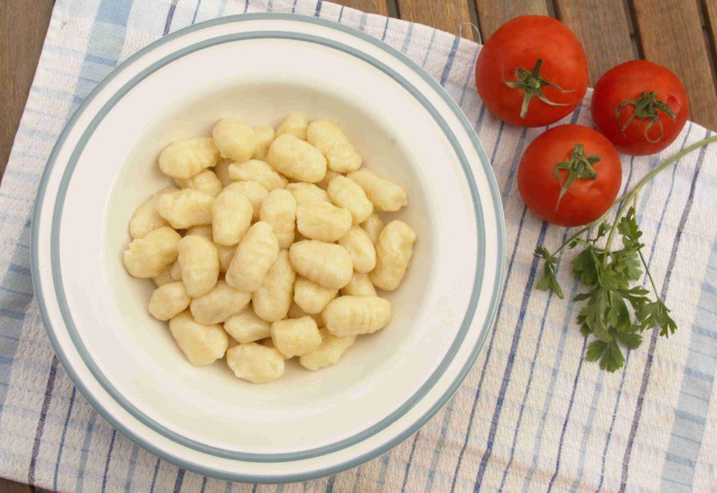 Italské bramborové noky (gnocchi) - Ochutnejte svět