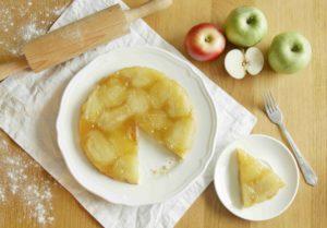 TARTE TATIN: Francouzský jablečný koláč naruby