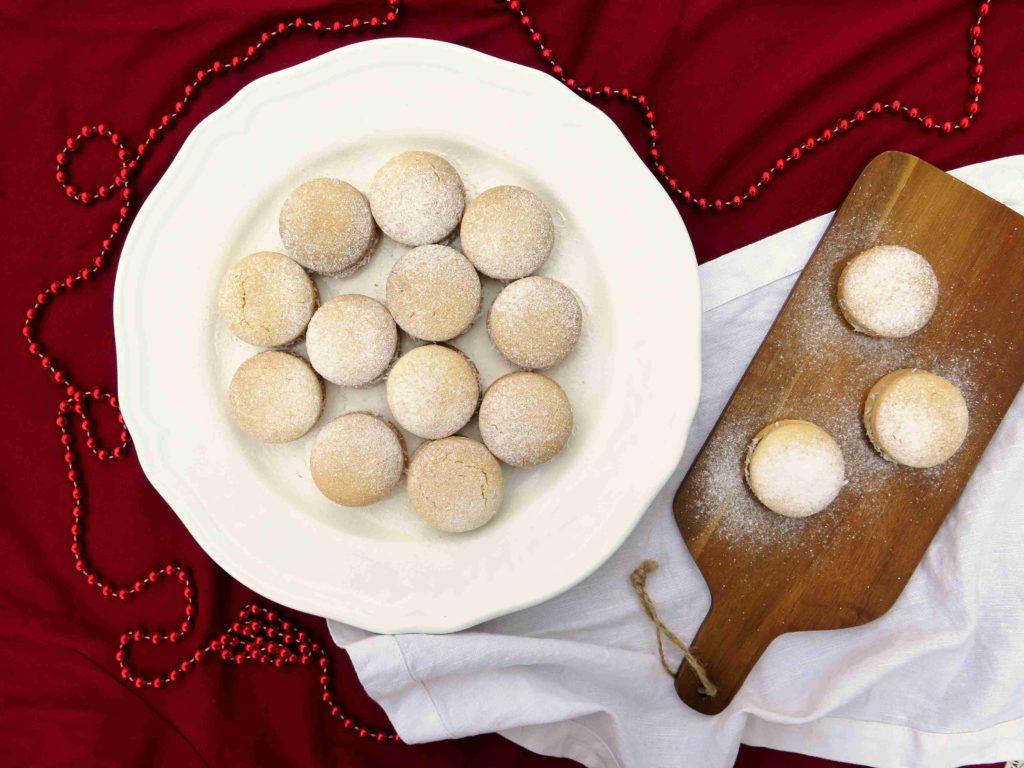 Argentinské alfajores - sušenky s dulce de leche a kokosem - Ochutnejte svět