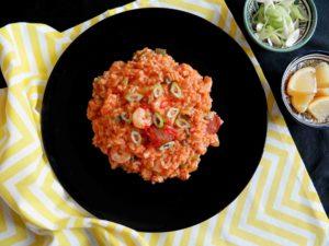JAMBALAYA: kreolská rýže z amerického New Orleans