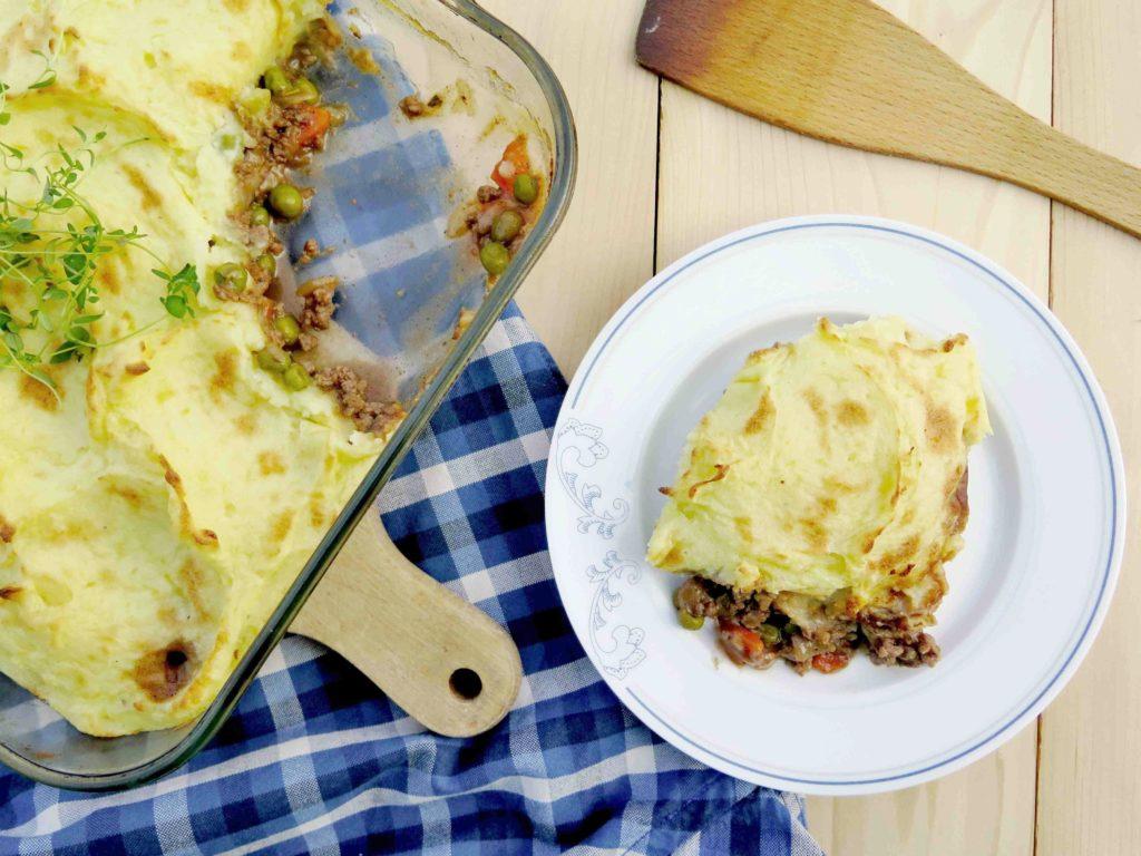 Shepherd's pie - Ochutnejte svět