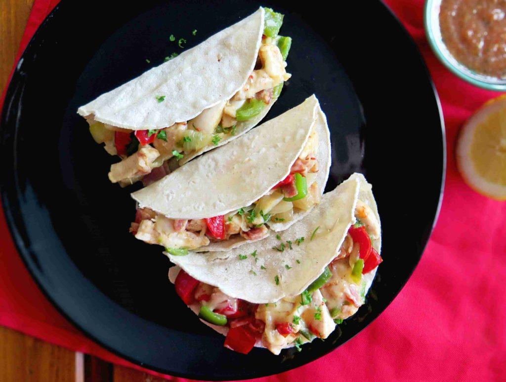 Mexické maso alambre se sýrem - Ochutnejte svět