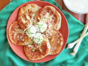 Irské BOXTY: bramboráky ze syrových i vařených brambor