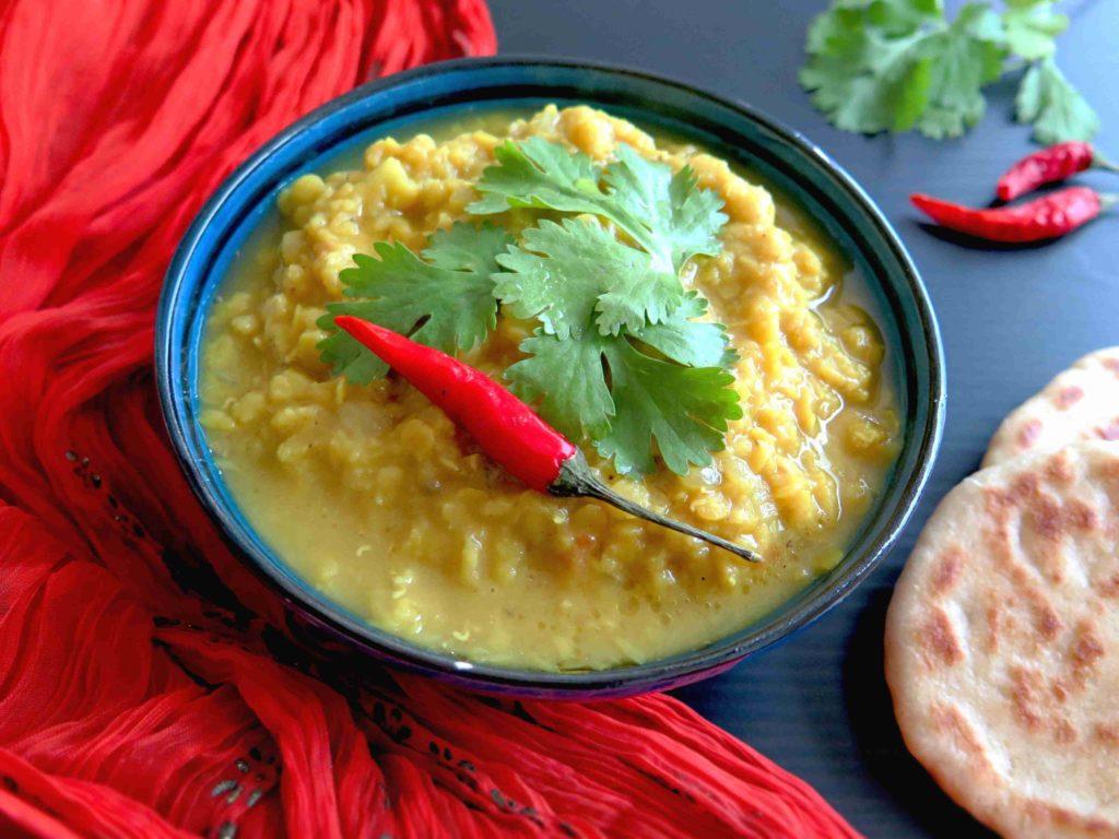 Indický čočkový dhal - Ochutnejte svět