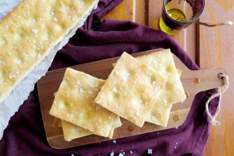Domácí FOCACCIA: voňavé italské pečivo