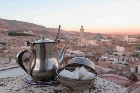 Co ochutnat v Maroku: tažíny, kuskusy a mátový čaj
