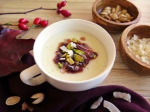 Izraelský rýžový pudink s chutí růží MALABI