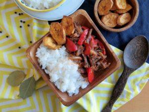 ROPA VIEJA: Kubánské trhané hovězí maso