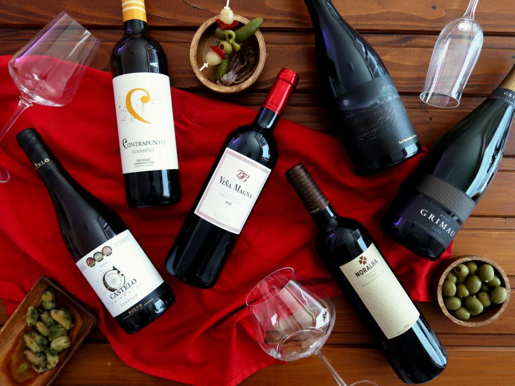 Tradiční španělská vína - Ochutnejte svět