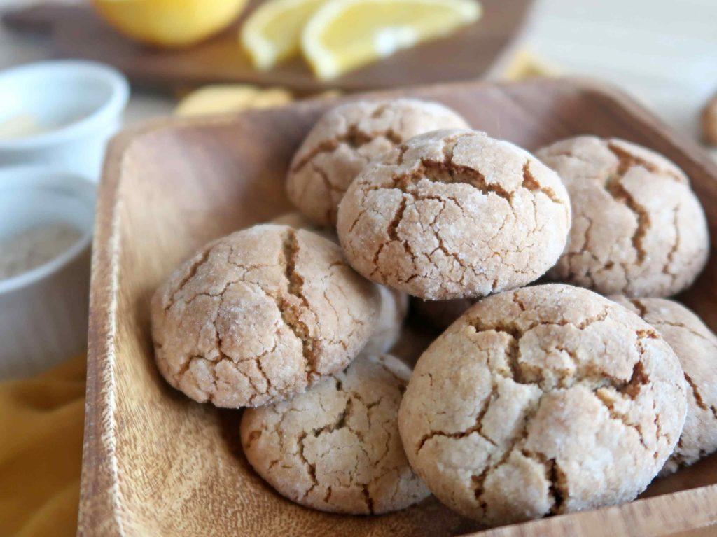 Mandlové sušenky s pomerančem ghriba - Ochutnejte svět